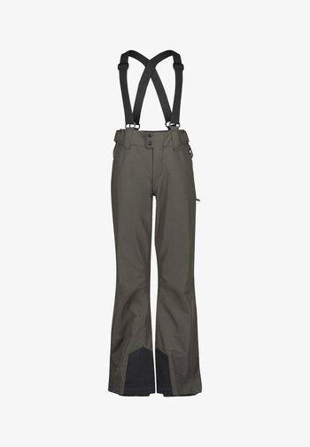 BORK JR - Outdoor trousers - stone