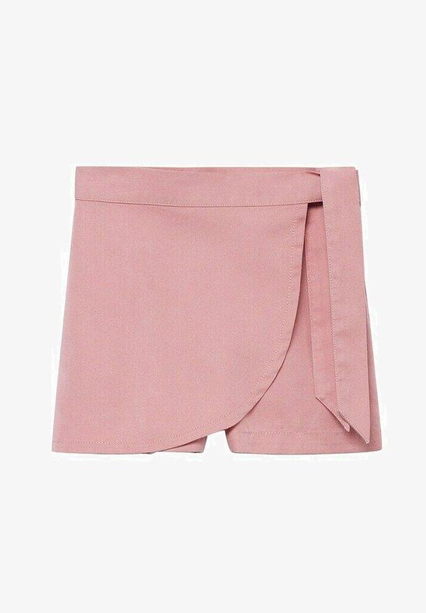Shorts di jeans - lichtroze