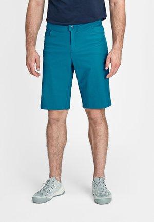 MASSONE - Outdoor shorts - sapphire