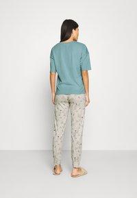 Marks & Spencer London - DALMATIANS - Pyjama - aqua mix - 2
