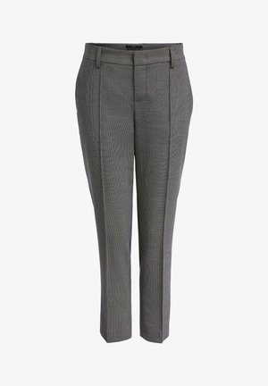 Trousers - black camel