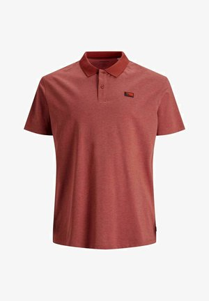 Polo - red ochre