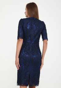 Madam-T - Cocktail dress / Party dress - indigo - 2