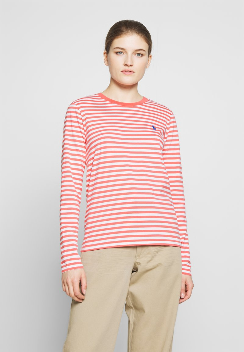 Polo Ralph Lauren - Long sleeved top - amalfi red/white