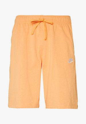 CLUB - Shorts - orange trance/white