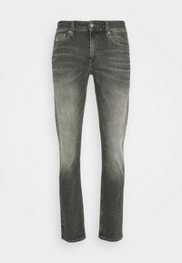 Calvin Klein Jeans - SLIM - Jeans slim fit - visual grey - 4
