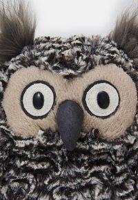 Jellycat - OTI OWL - Cuddly toy - black - 2