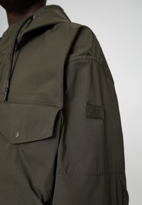 PULL&BEAR - Parka - dark green - 4