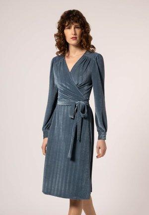 AFTON - Day dress - bluish-gray