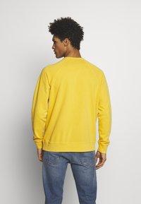 YMC You Must Create - SCHRANK RAGLAN - Sweatshirt - yellow - 2