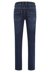 Oklahoma Premium - Slim fit jeans - dark blue - 1