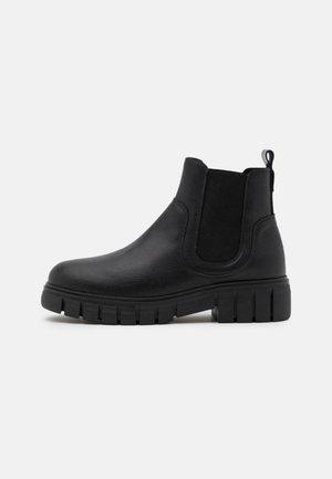 REBEL CHELSEA - Ankle boots - black