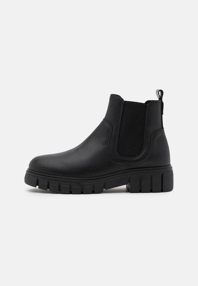 REBEL CHELSEA - Ankle boots - black