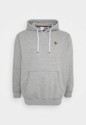 JORTONS HOOD  - Luvtröja - light grey melange