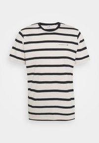 ASPEN TEE - Print T-shirt - navy