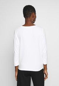 someday. - USUBI - Long sleeved top - milk - 2
