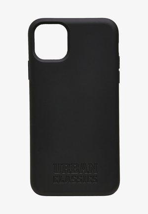 ACCESSOIRES LOGO PHONECASE I PHONE 11 PRO MAX - Mobilväska - black