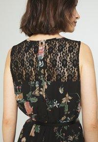 Vero Moda - VMSUNILLA SHORT DRESS - Vestido informal - black - 3