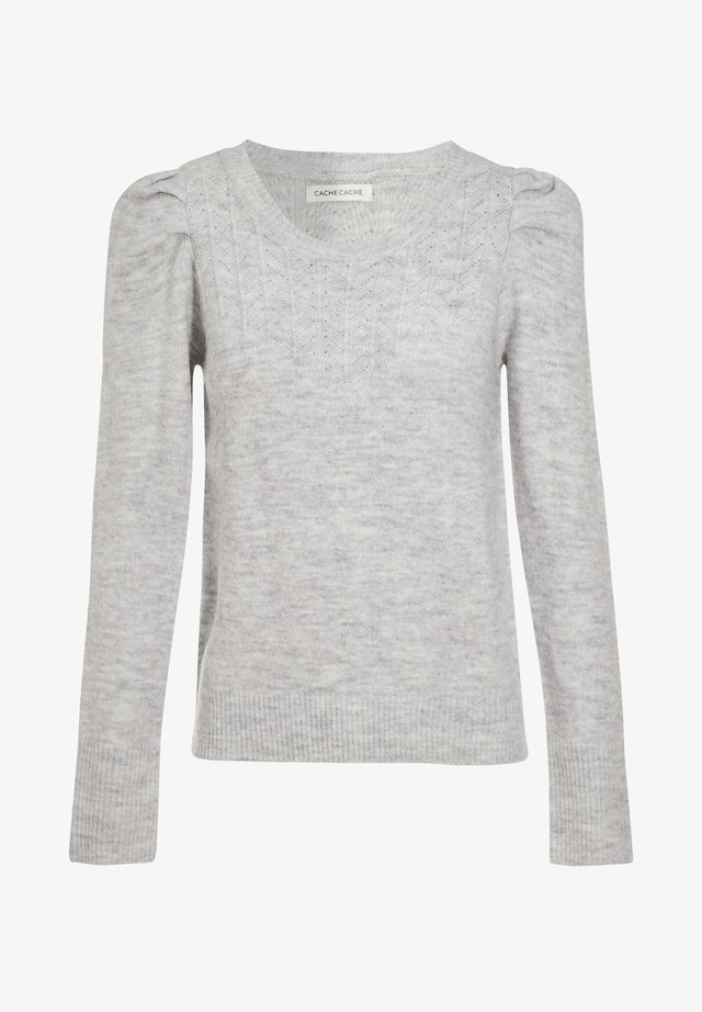 Maglione - gris clair