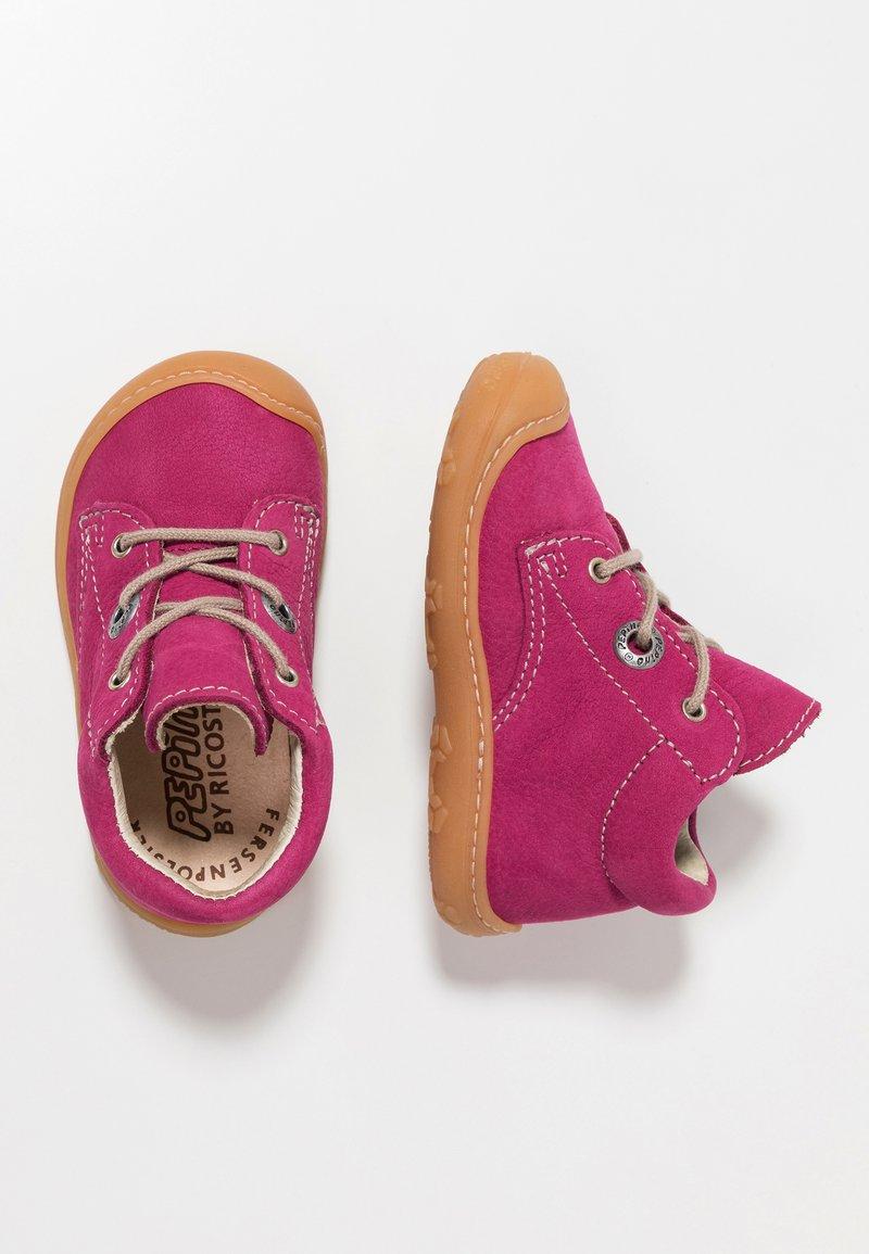 Pepino - CORY - Baby shoes - pop