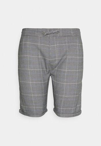 CLUB DRAWSTRING TAILORING - Shorts - blue