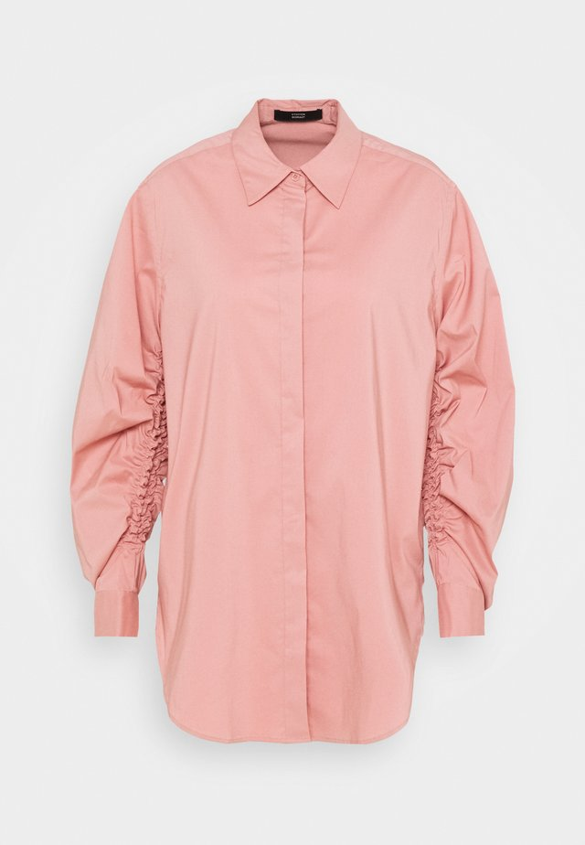 CLEMANDE FANCY SLEEVE BLOUSE - Camicia - blush rose