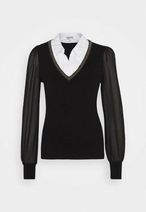 Jersey de punto - noir