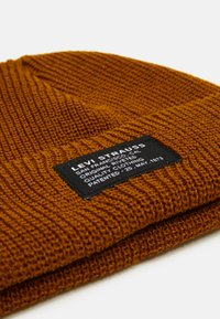 Levi's® - CROPPED BEANIE UNISEX - Beanie - regular yellow - 2