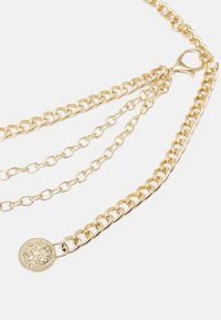 Pieces - PCASHLEY WAIST CHAIN BELT - Waist belt - gold-coloured - 2