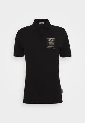 PLAIN - Polo shirt - black