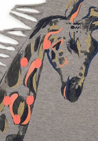 MINOTI - T-shirt con stampa - grey - 2