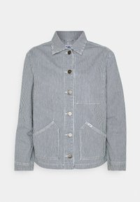 Lee - WORKER JACKET - Denim jacket - dark blue - 4