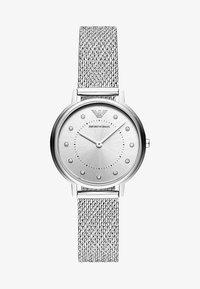Emporio Armani - Horloge - silver-coloured - 1