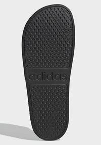 adidas Performance - ADILETTE AQUA SWIM - Sandali da bagno - black - 5