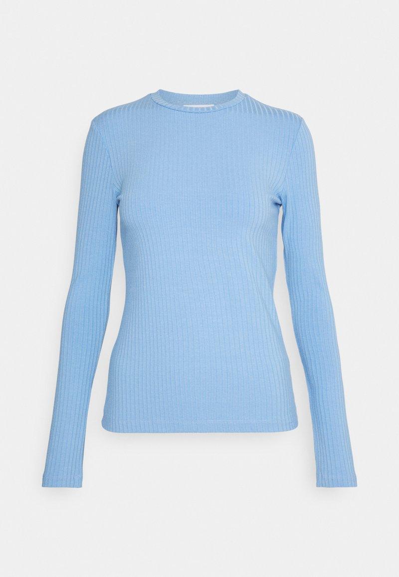 EDITED - LONGSLEEVE - Long sleeved top - vista blue