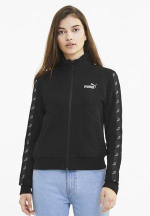 Sports jacket - puma black