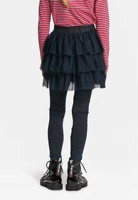 WE Fashion - A-line skirt - dark blue - 2