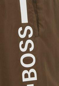 BOSS - DOLPHIN - Swimming shorts - khaki - 4