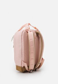 The North Face - TOTE PACK UNISEX - Rucksack - light pink/brown/off white - 2