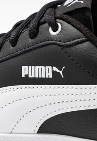 Puma - SMASH - Trainers - black/white - 2