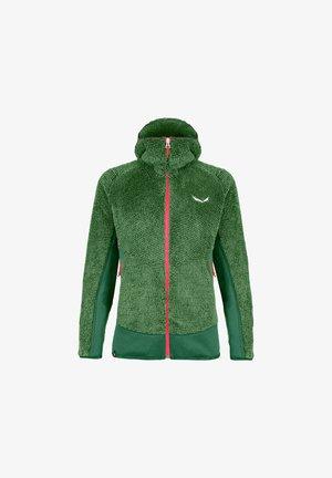 Light jacket - duck green melange