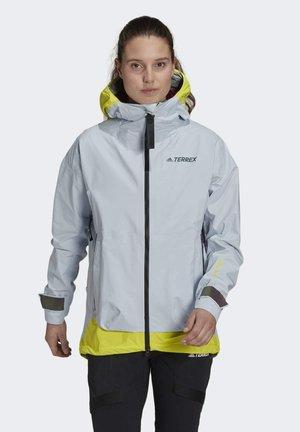 TERREX MYSHELTER GORE-TEX - Waterproof jacket - blue