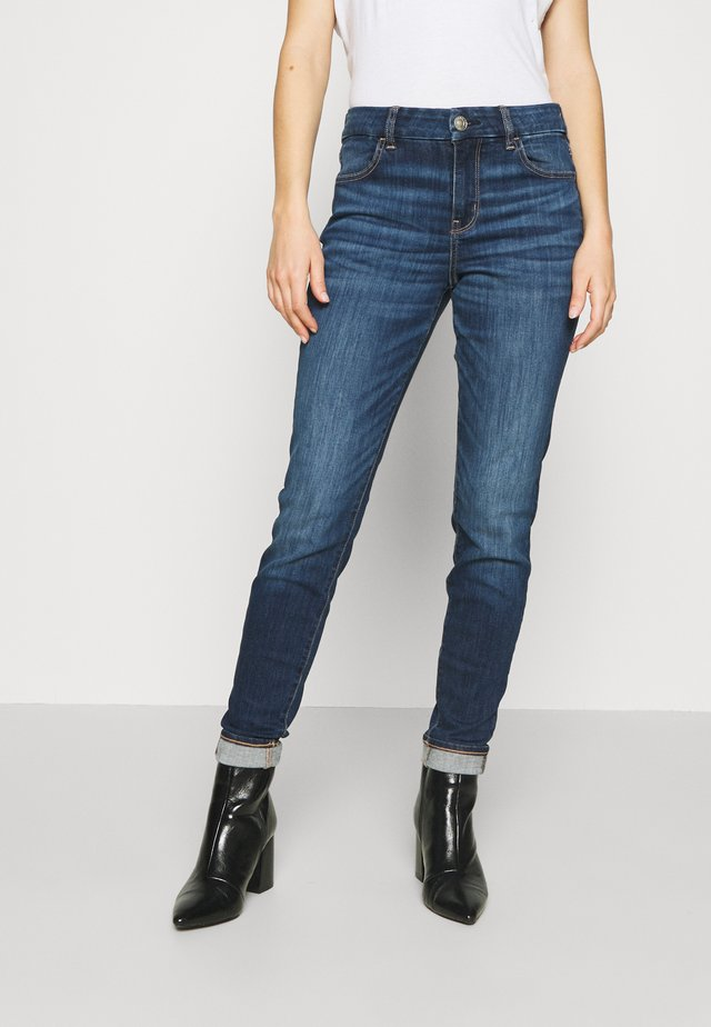 CURVY JEGGING - Slim fit jeans - after midnight