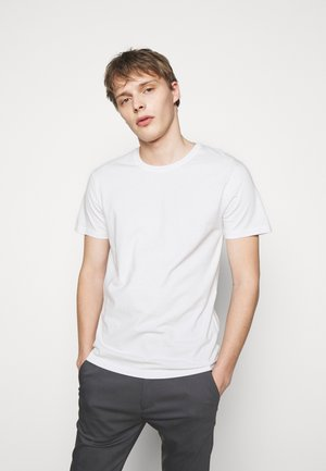 SAMUEL - Basic T-shirt - white