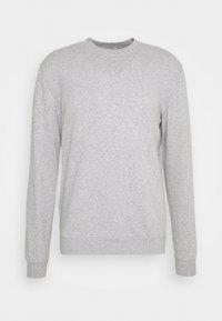 Cotton On - ESSENTIAL CREW - Sweatshirt - light grey marle - 4