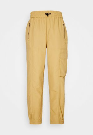 SNOWDONIA CUFFED HIKING TROUSERS - Tracksuit bottoms - camel brown