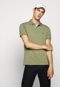 Polo Ralph Lauren - SLIM FIT MODEL - Poloshirts - sage green - 3