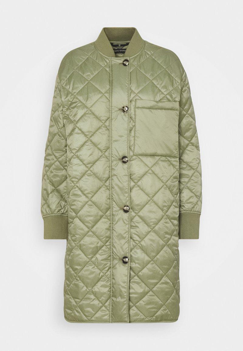 Marc O'Polo - Classic coat - dried sage