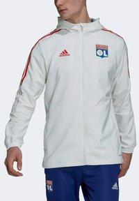 adidas Performance - Training jacket - white - 5