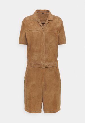 PLAYSUIT - Overal - sand